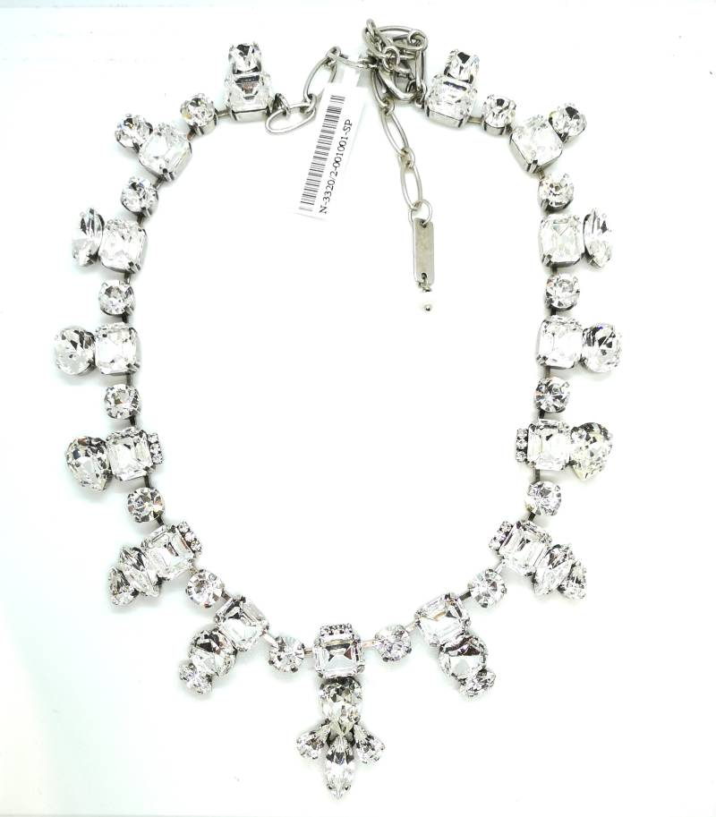 Inspiration /  On a Clear Day Necklace N-3320/2-001001-SP