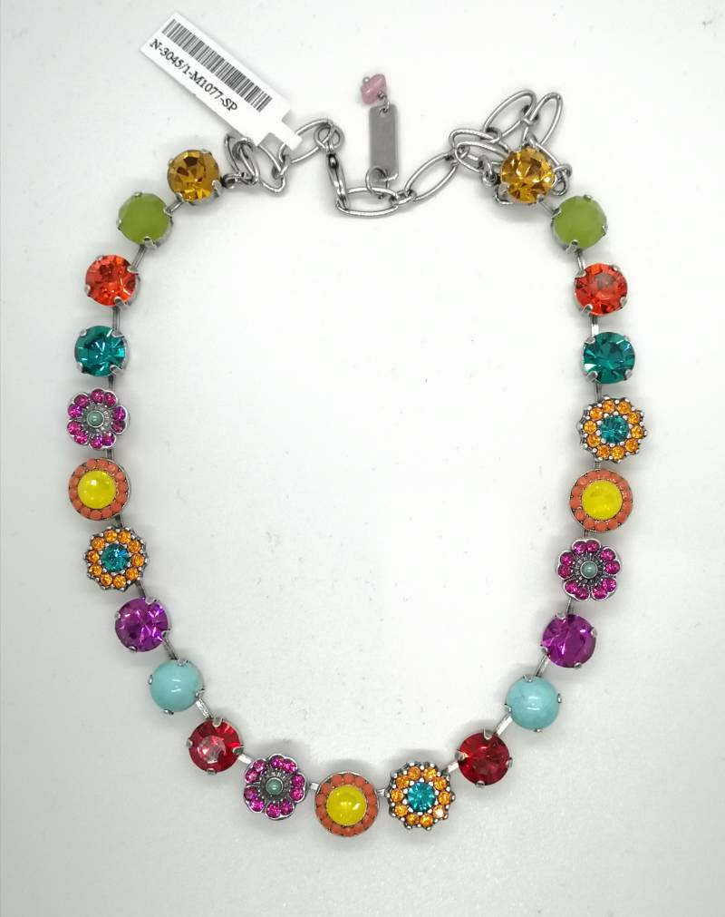 Africa / Masai Necklace N-3045/1-M1077-SP