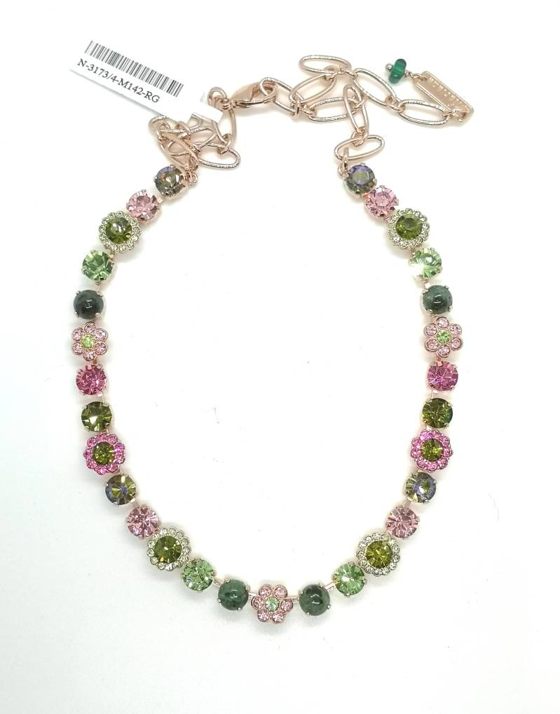The Sweet Life / Tutti Frutti Necklace N-3173/4- M142 RG