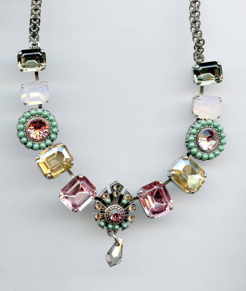 Silk Road / Orchid Necklace N-3014/1 1050 SP