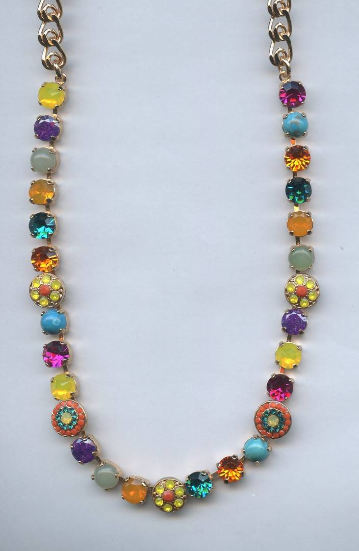 Africa / Masai Necklace N-3044/1 M1077 SP