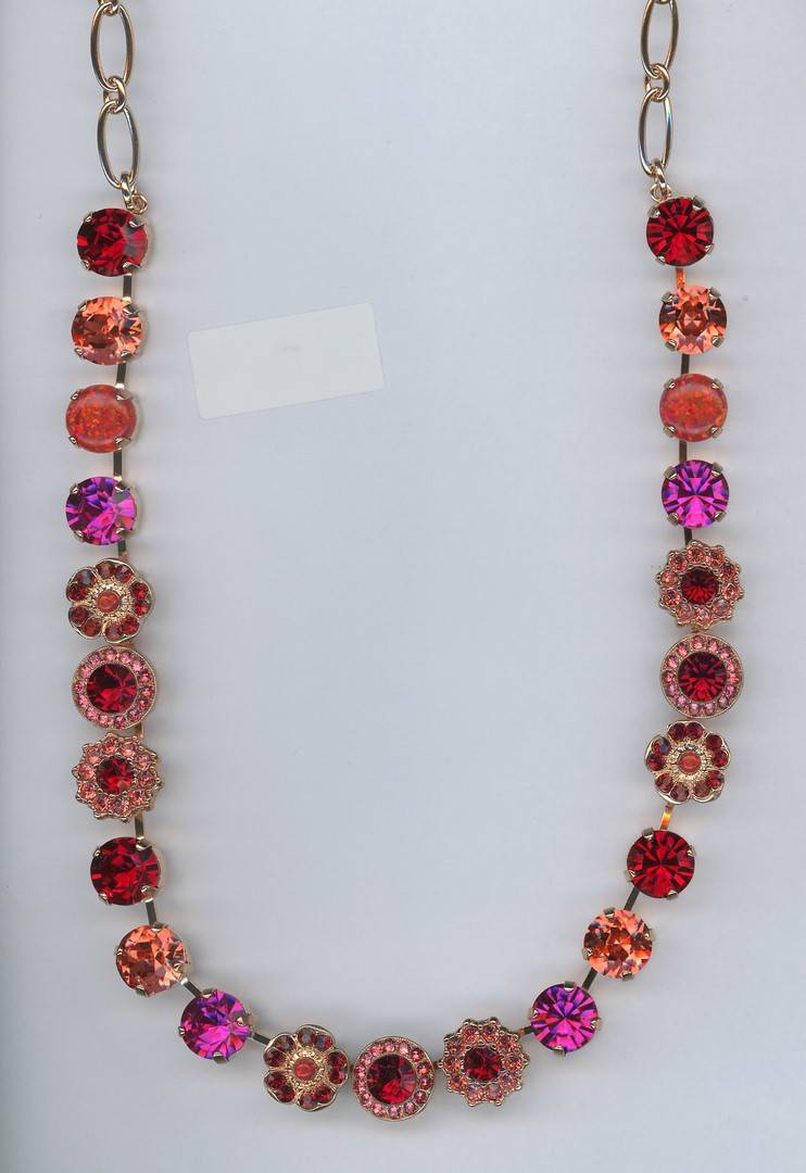 Nature / Firefly Necklace N-3045/1SO2-M2140-RG