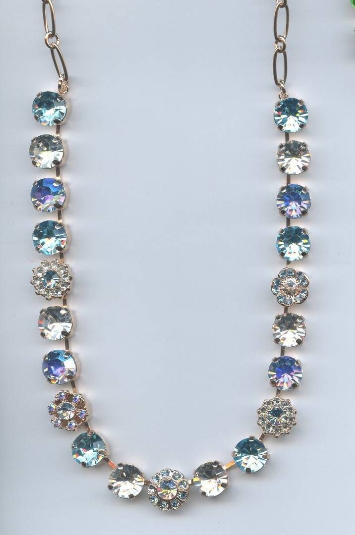 The Sweet Life / Italian Ice Necklace N-3174 141 RG