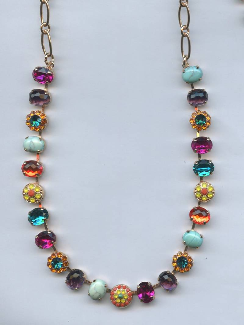 Africa / Masai Necklace N-3416/2 M1077 SP