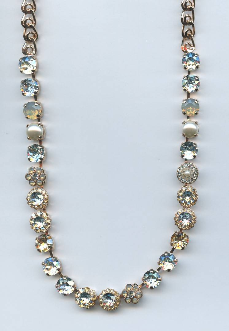 Nature / Seashell Necklace N-3479-39361-RG