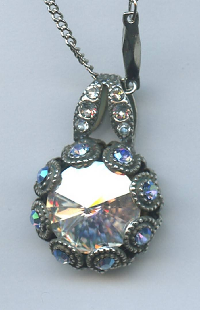 The Sweet Life / Italian Ice Necklace N-5070-141-RG