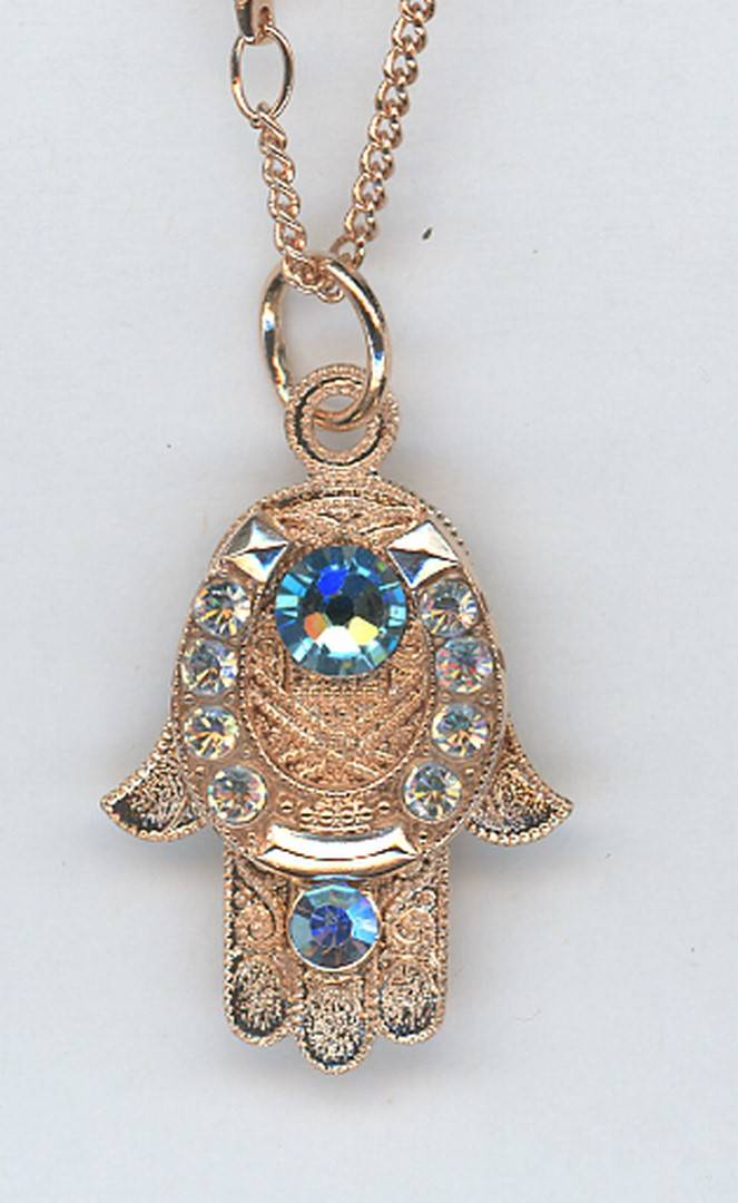 The Sweet Life / Italian Ice Necklace N-5093-141-RG