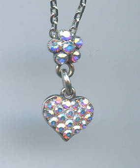 Necklace N-5322/9-001AB-RO