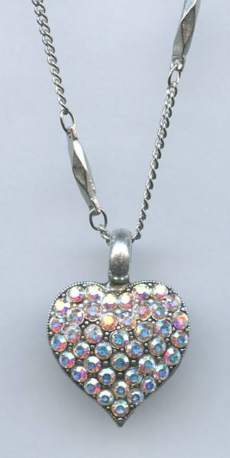 Inspiration / On a Clear Day Necklace N-5700-001AB-RG