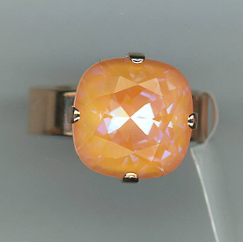 Sunkissed Ring R-7326/4-140-RG