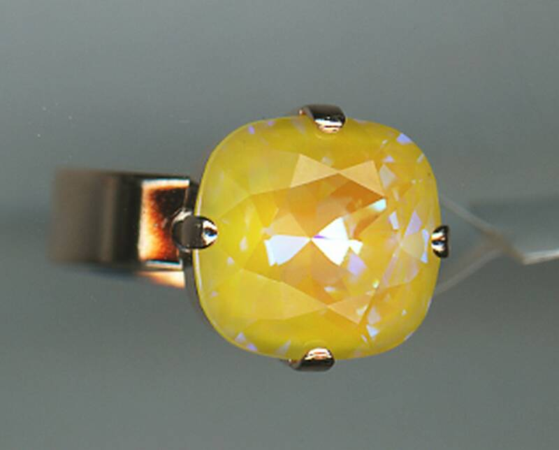 Sunkissed Ring R-7326/4-141-RG