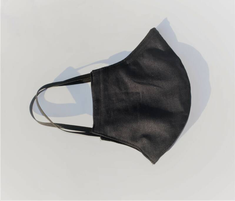 Reversibel Mask With Filterpocket | Navy Blue