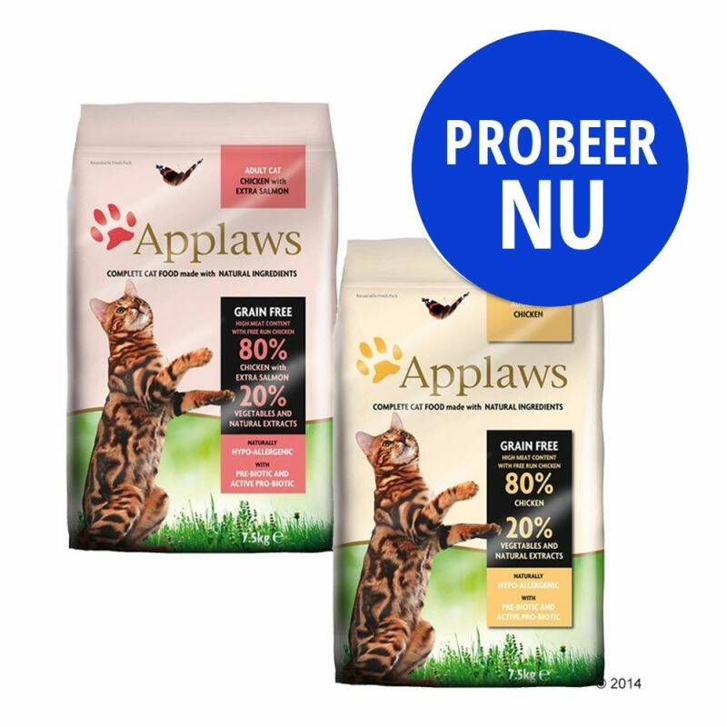 Applaws Adult probeerpakket 2 x 400 gram