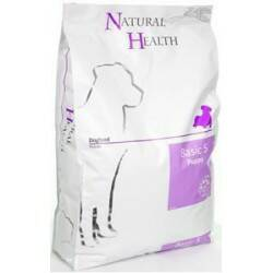 Natural Health Basic 5 Puppy zak 7,5 kg