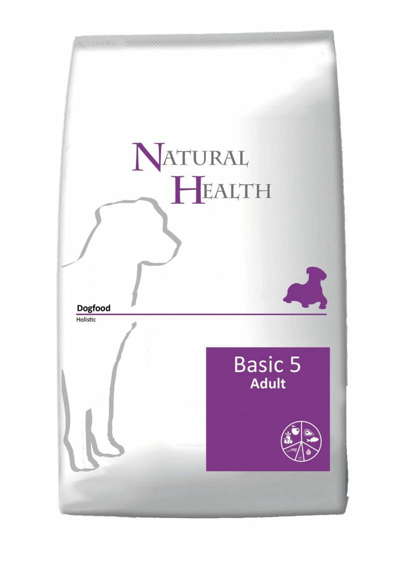 Natural Health Basic 5 Adult zak 7,5 kg