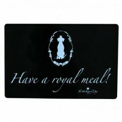 """Placemat """"Have a Royal Meal"""""""