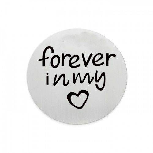 Forever in my.......
