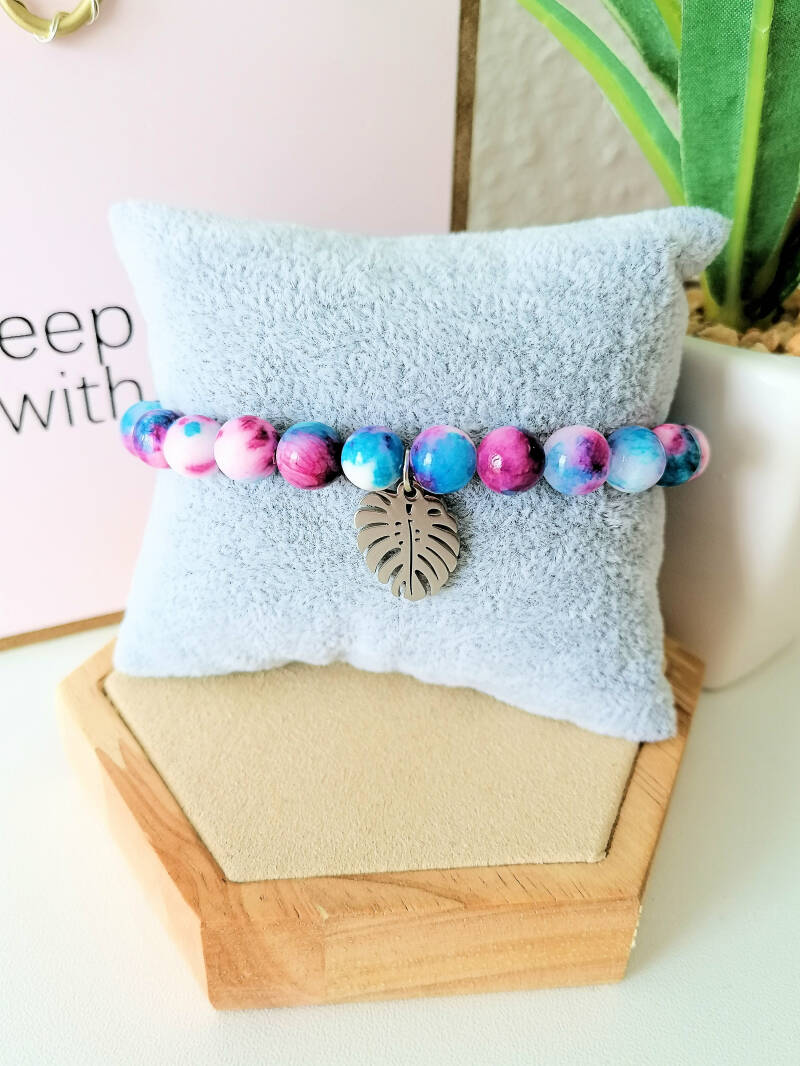 Edelstein Armband - Color Me