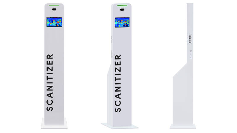 Scanitizer Plus  High Performance + ontsmetting