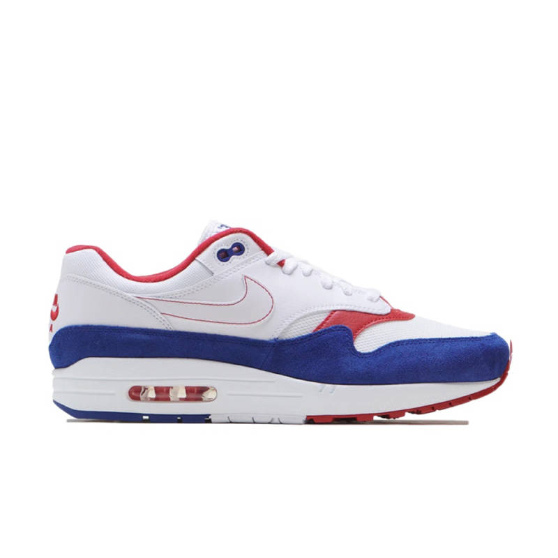 Nike Air Max 1 'White Red Blue' US Exclusive