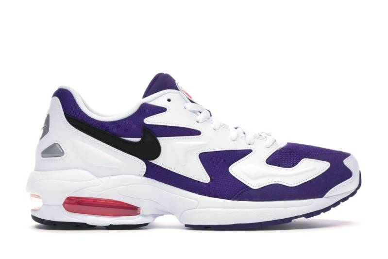 Nike Air Max2 Light 'White Purple Pink'