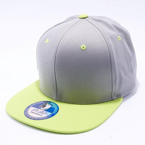 Light green pitbull cap