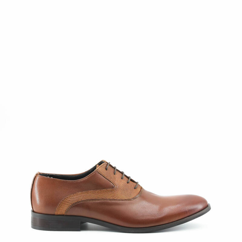 MEN'S LACE-UP SHOES MADE IN ITALIA