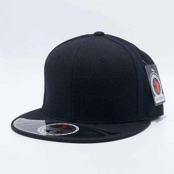 Black full cap
