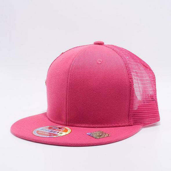Big bear pink cap