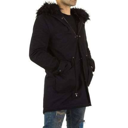 Black long cover styling jackets
