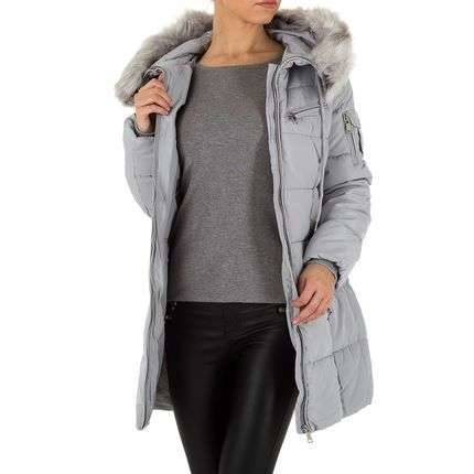 Grey Fur coats