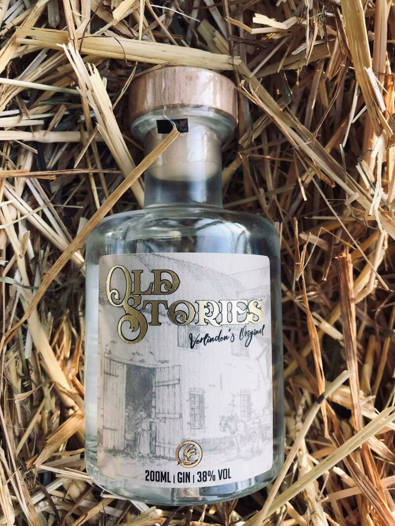 Old Stories Gin - 200 mL