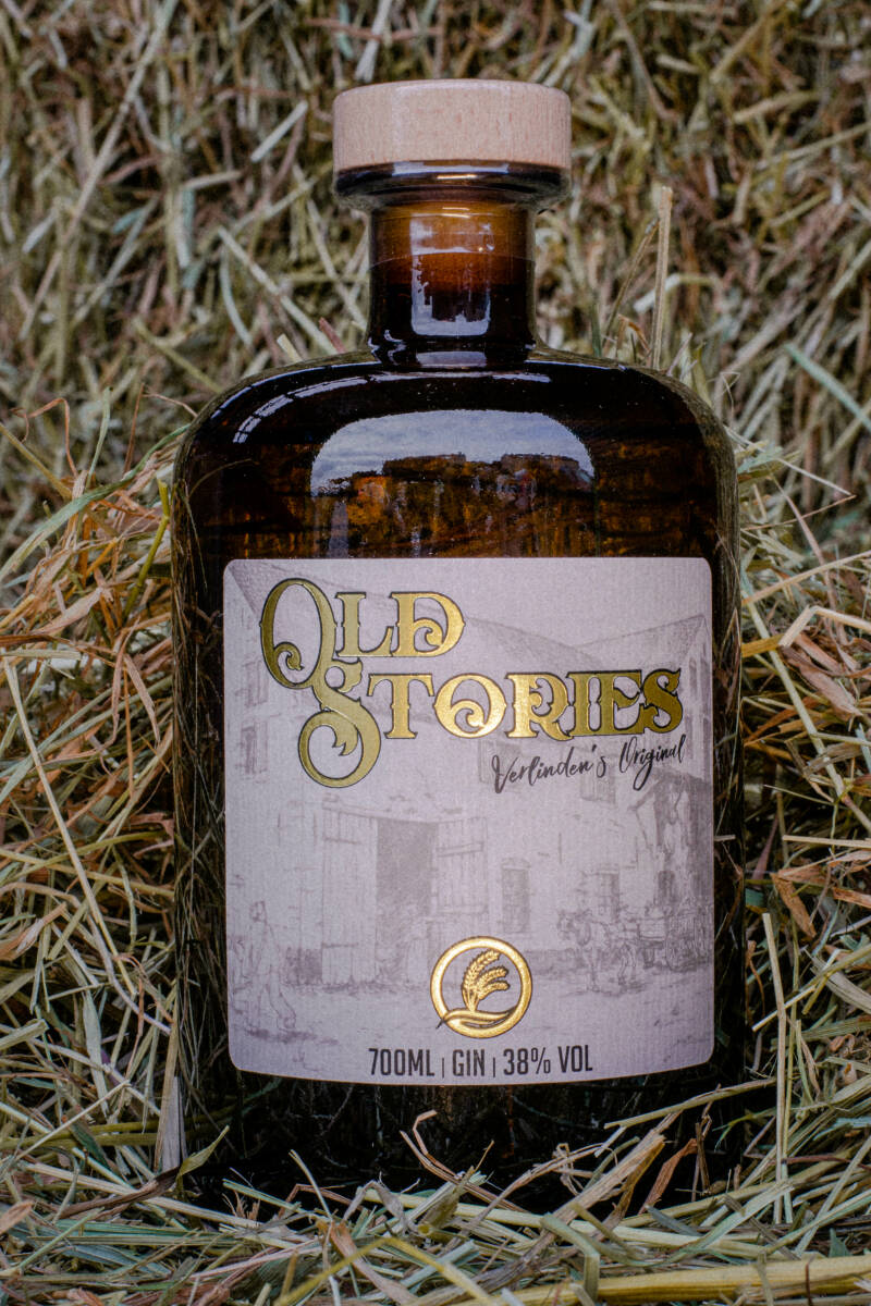 Old Stories Gin - 700 mL