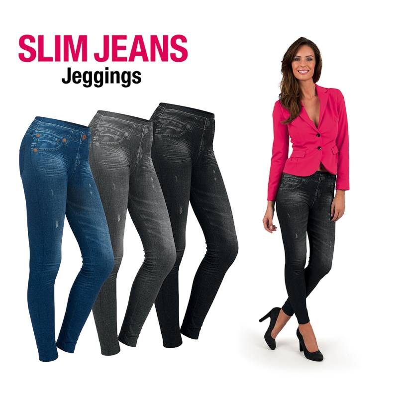 Slim Jegging ® €14,95