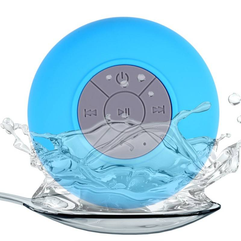 Waterdichte bluetooth speaker €4,95