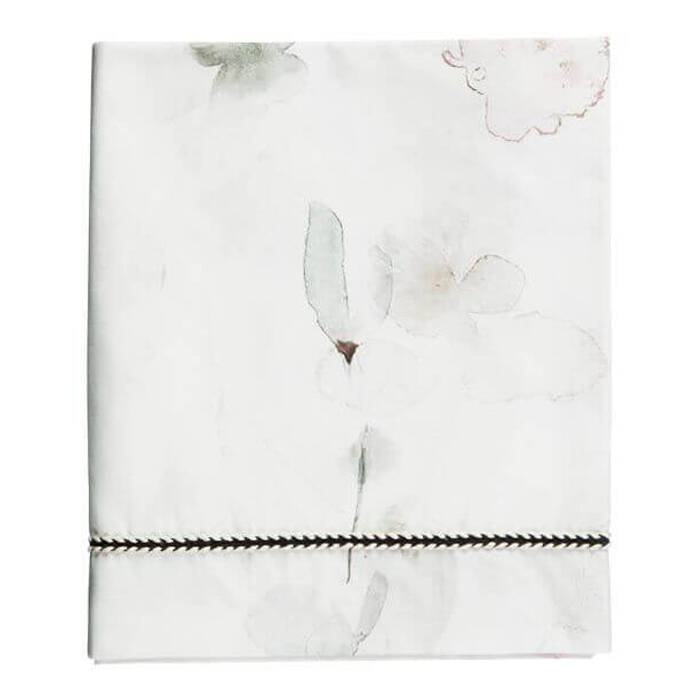 Mies & co baby crib sheet forever flower  80x100