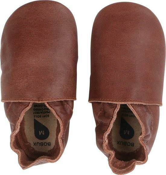 Bobux - Soft Sole - Simple Shoe Toffee