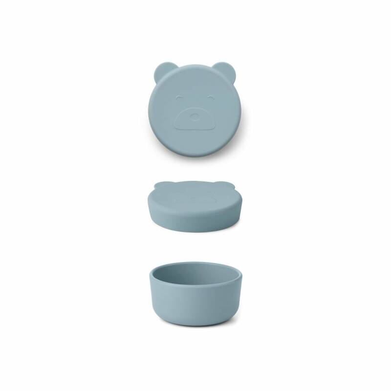 Liewood carrie snack box sea blue