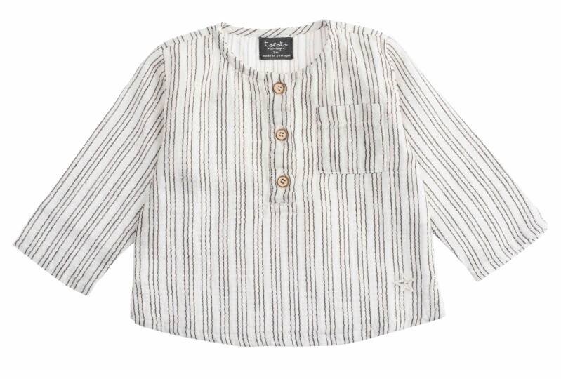 Tocoto vintage stripped shirt
