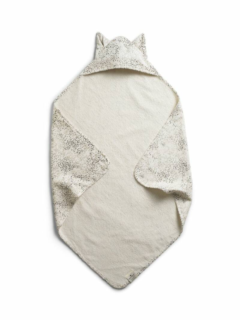 Elodie details hooded towel dots of fauna