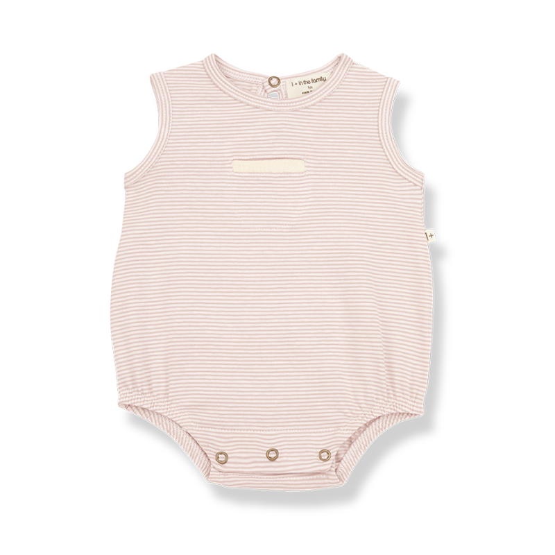 One more in The Family romper rose Tim
