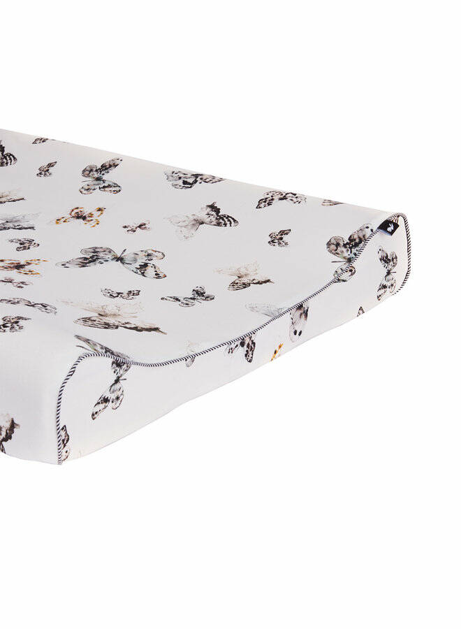 Mies & co changing mat cover fika butterfly