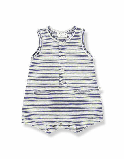 One more in the family romper maxime