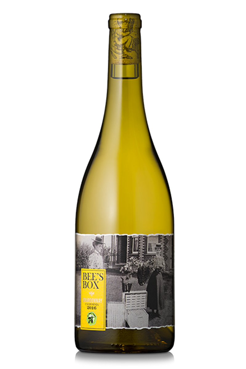 Coppola Bee's Box Chardonnay