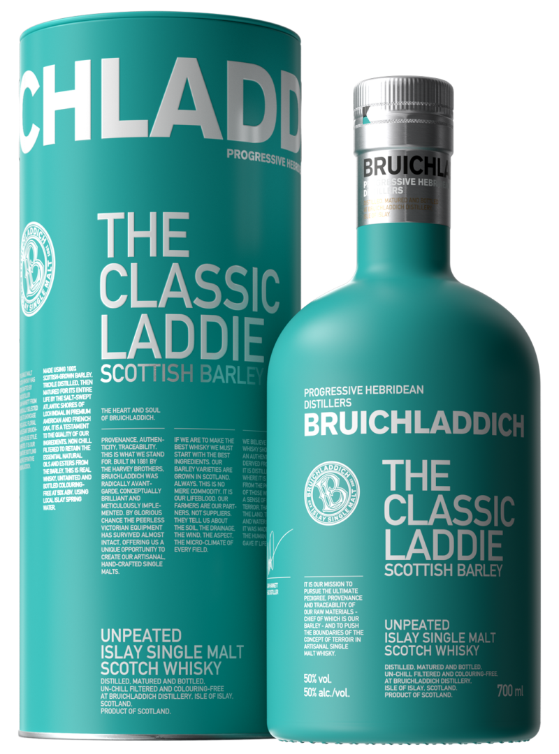 Bruichladdich The Classic Lady 0,7L