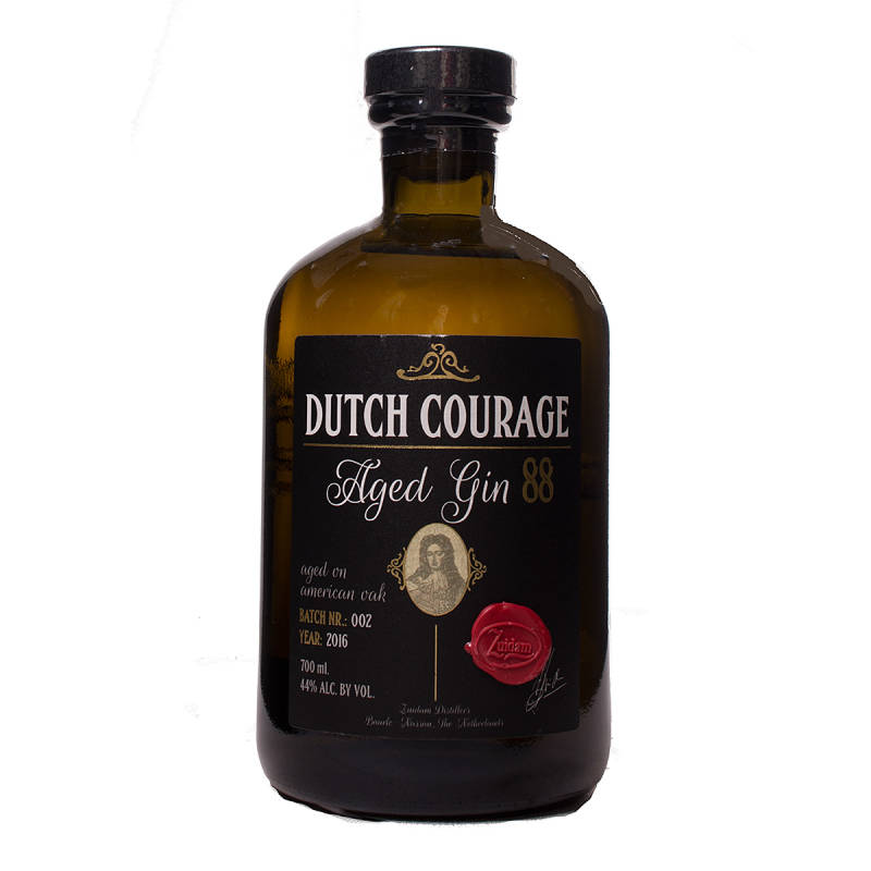 Dutch Courage Aged 88 Gin 0,5L