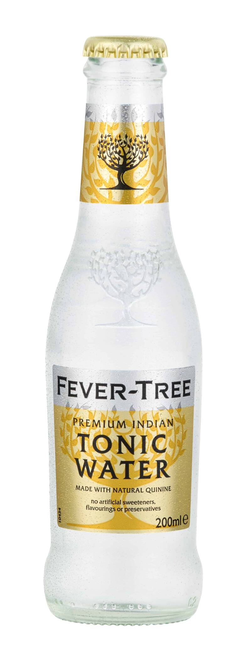 Fever tree Premium indian tonic (goud) 20 cl