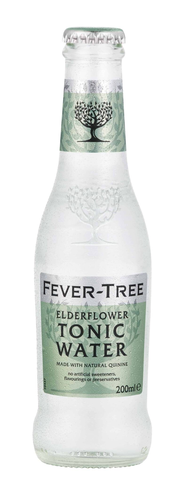 Fever Tree Elderflower Tonic Water 20cl (Groen)