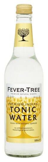 Fever tree Premium indian tonic (goud) 50 cl