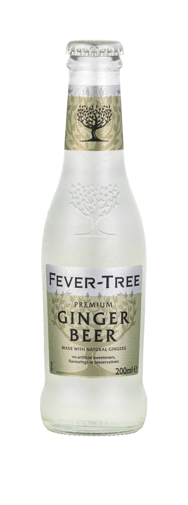 Fever Tree Ginger Beer 20cl (Zilver)
